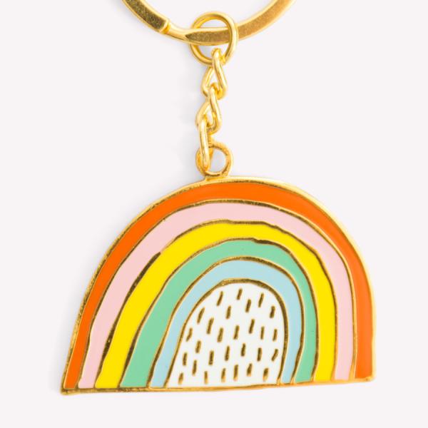 Llavero Rainy Rainbow
