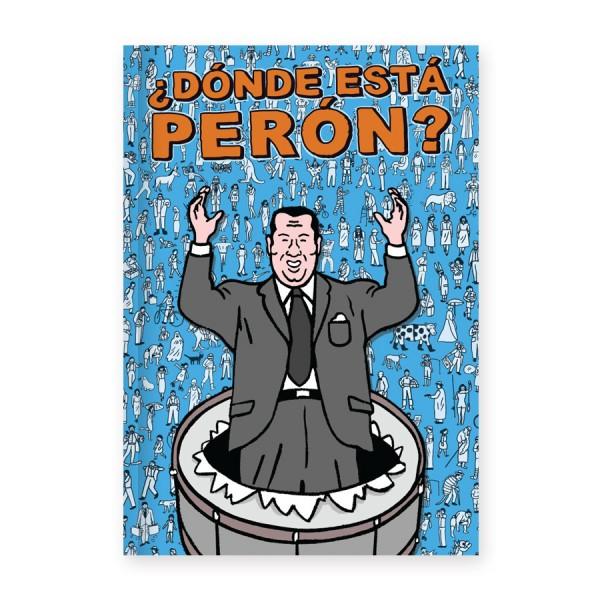 Dónde está Perón