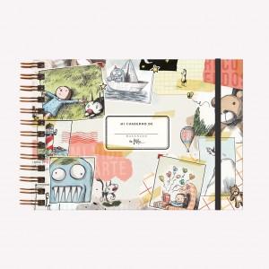 Cuaderno Apaisado de la Imaginación Macanudo