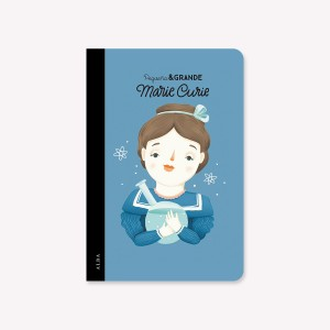 Notebook Marie Curie