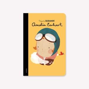 Libreta Amelia Earhart