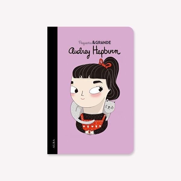 Libreta Audrey Hepburn