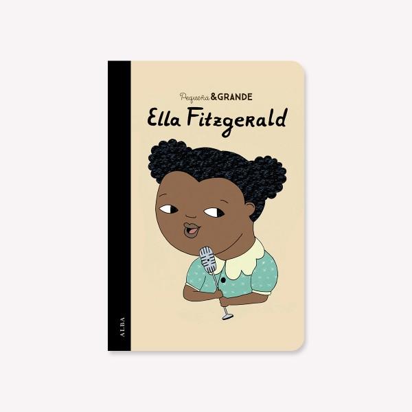 Libreta Ella Fitzgerald