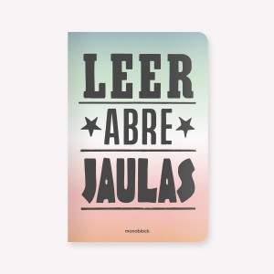 Leer Abre Jaulas Notebook
