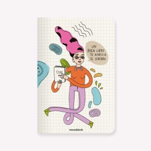 Libreta Un Buen Libro