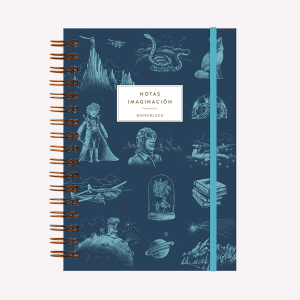 The Little Prince Hardcover Notebook