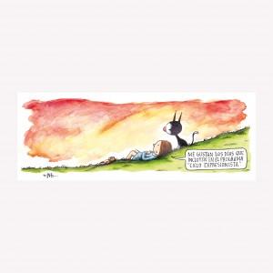 Tira imantada por Liniers - Lugares Diferentes