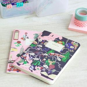 Europa Pocket Notebook Set x2