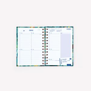 Agenda 2019 Pocket Semanal De Viaje Patagonia
