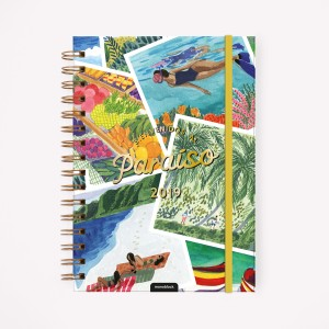 Planner 2019 A5 De Viaje Costa Rica Open Week