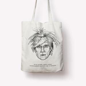 Totebag Warhol