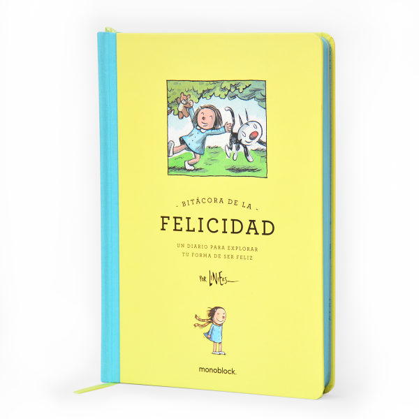 Bitácora de Felicidad Nueva Edición + Set Lápices DE REGALO