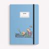 Selfie Sewn Medium Notebook