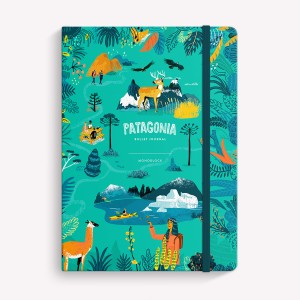 Patagonia Sewn Medium Notebook