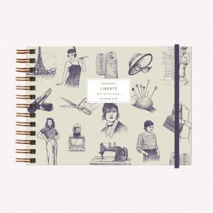 Coco Chanel Notebook