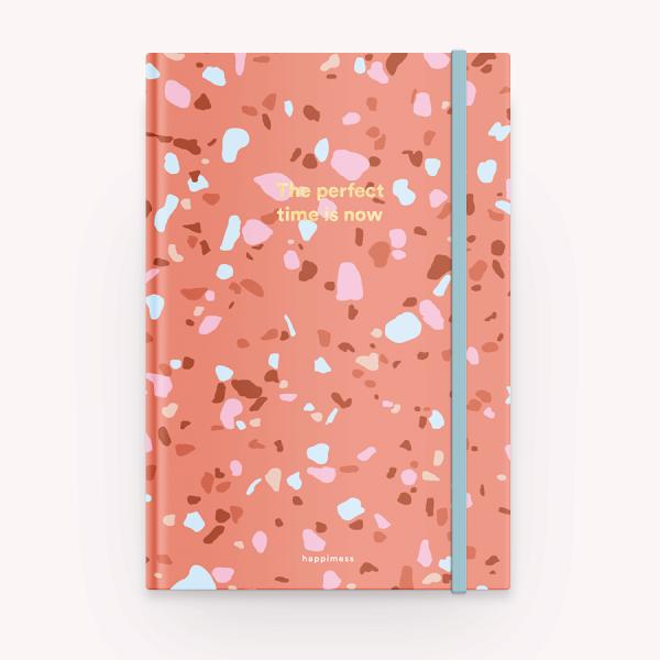 Cuaderno Tapa Dura The Perfect Time Liso