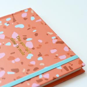 Cuaderno Tapa Dura The Perfect Time punteado