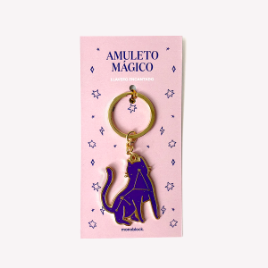 Pin Encantado Amuleto Cristal Self Love