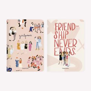 Self Love Pocket Notebook Set x2
