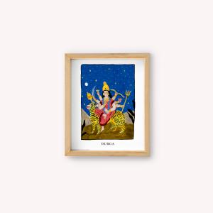 Wall Art Durga