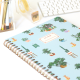 A Year to Believe in Hardcover Large Notebook