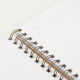 Hardcover Notebook A4 Ruled Macanudo Composition Book