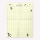 Macanudo Yearly Wall Planner 2019