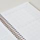 Gran Quilombo Feliz Hardcover Large Notebook