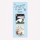 Enriqueta's Stars Magnetic Bookmarkers