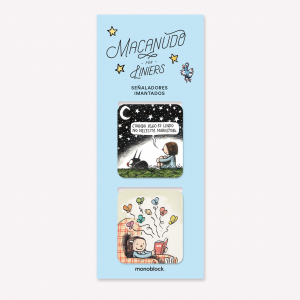 Enriqueta's Stars Magnetic Bookmarkers