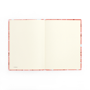 The Perfect Time Sewn Medium Notebook