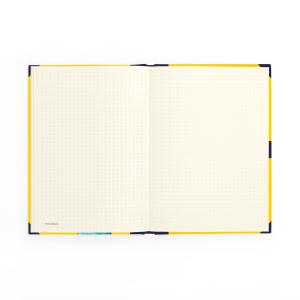 Cuaderno Cosido Mediano Podemos Hacerlo Punteado