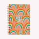 Sé la Alegría Ruled Medium Notebook