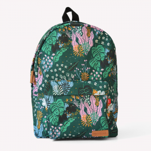 Believe Green Bold Backpack