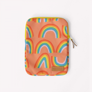 Big Rainbow Ipad Case