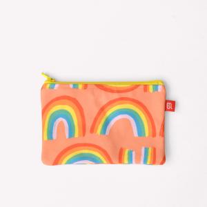Cartuchera de Tela Big Rainbow 22x15