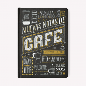 Binnacle Notas de Cafe Notebook