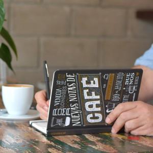 Cuaderno Nuevas Notas de Café