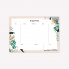 Happimess  Week Planner