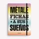 Fichas Sewn Medium Notebook