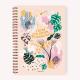 Revolucion Plain Spiral Large Notebook