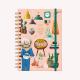 Mi Tiempo es Oro A5 Journal 2020 2 days per pages