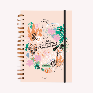 Revolucion A5 Journal 2020 Diary