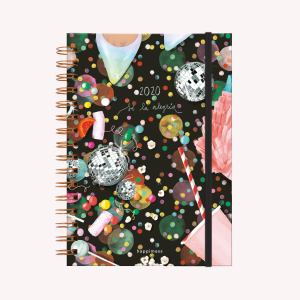 Se la Alegría A5 Journal 2020 Diary