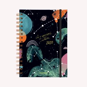 Agenda 2020 Happimess El Universo - A5 semana a la vista